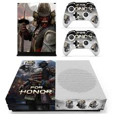 2020 Game For Honor Skin Sticker Decal For Microsoft Xbox One S Console And Controllers Skin Sticker For Xbox One Slim Vinyl From Qianandhgate 27 5 Dhgate Com
