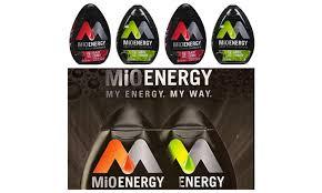 mio energy variety pack 2 black cherry