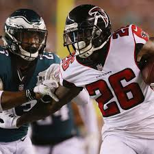 NFL Rumors: Eagles RB coach Duce Staley had Tevin Coleman rated as his top  free agent running back - Bleeding Green Nation