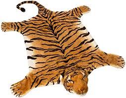 tiger rug 72x42 inch