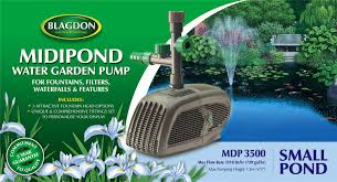 blagdon garden midipond small pond