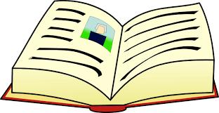 Open Book Clip Art at Clker.com - vector clip art online, royalty ...