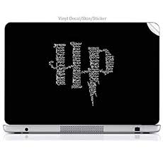 Amazon Com Laptop Vinyl Decal Sticker Skin Print Hp Magic Wizardry Spells Design Print Image Fits 15 6 Hp Pavilion 15 D038dx Computers Accessories