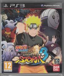 Naruto Shippuden Ultimate Ninja Storm 3 for sale online