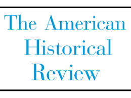American Historical Review | Perspectives on History | AHA