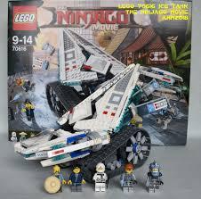 LEGO 70616 Ice Tank | LEGO 70616 Ice Tank The NINJAGO Movie …