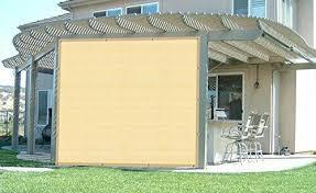 shade love story 10 x 13 rectangle sand