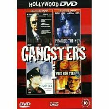 Gangsters 4 in 1 DVD Collection Shadow Run Frankie West for sale online |  eBay