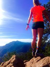 """Hillary Allen, aka """"Hillygoat"""": an ultra runner, graduate student ..."""