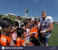 Englewood, Colorado, USA. 30th July, 2016. Denver Broncos OL AARON ...