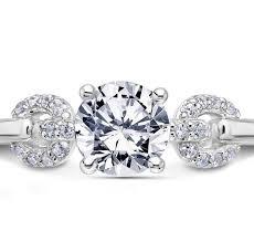 white gold scott kay diamond enement