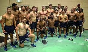 rugby world cup 2019 picture of buff
