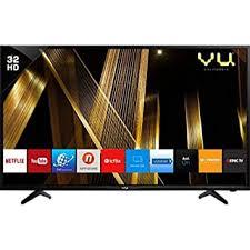 vu 80 cm hd ready smart led tv 32gvsm