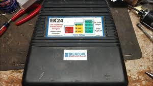 Kencove Ek24 Or Power Wizard Pw24000 Electric Fence Charger Repair Youtube