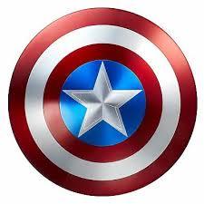 Captain America Shield Logo Comic Superhero Vinyl Decal Sticker Buy2get3rdfree 1 99 Picclick
