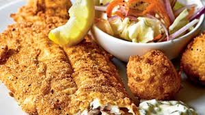 Fried Catfish with Bread Crumbs Recipes