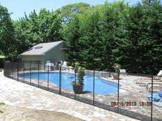 10 Long Island New York Pool Fences Ideas Pool Fence Swimming Pool Safety Pool Safety Fence