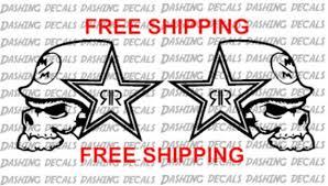 Metal Mulisha Free Shipping Rock Star Skeleton Solider Etsy