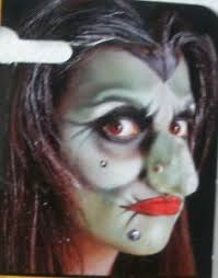 new witch makeup kit and nose