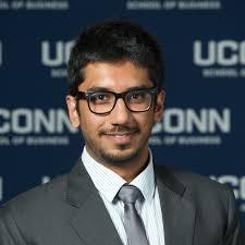 Abhishek Sharma | UConn MBA Program