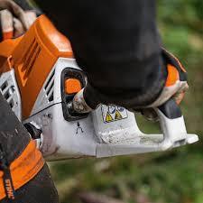 stihl ms 500i professional chainsaw