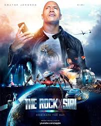Apple Teams Up With Dwayne 'The Rock' Johnson for Siri Movie ...