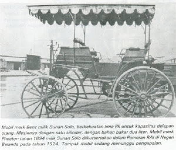 Inilah Sosok Pemilik Mobil Pertama di Indonesia