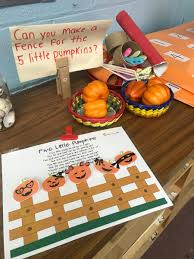 Vanessa Cirillo On Twitter Five Little Pumpkins Is A Favourite Shared Reading Poem In Our Classroom We Invited Our Learners To Complete A Stem Challenge To Create A Fence For The Pumpkins