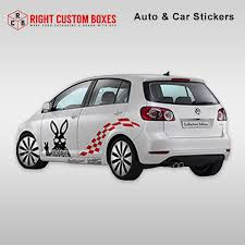 Order Custom Auto And Car Stickers Right Custom Boxes