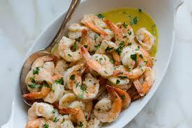 Sheet-Pan Garlic Butter Shrimp - Once ...