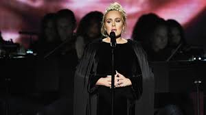 Adele starts over during George Michael tribute at Grammys - Chicago Tribune