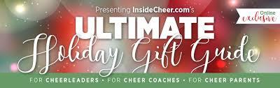 cheer gift ideas for 2017 inside