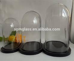 oval glass cloche oval glass dome
