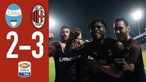 Highlights SPAL 2-3 AC Milan - Matchday 38 Serie A TIM 2018/19 ...