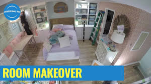 Beachy Basketball Makeover Get Out Of My Room Universal Kids Youtube