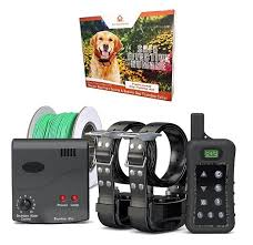 Petcontrol Hq Wireless Combo Electric Dog Fence System With Remote