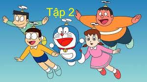 Doremon Phim hoạt hình Doraemon Tập 2 lồng tiếng 2016 HD - YouTube