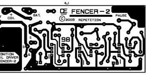 Electric Fence Schematic