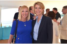 New waterfront development hosts launch party - Lynn Morris and Nora Johnson  | Your Observer