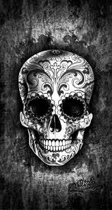 mexican skull wallpapers wallpaper cave