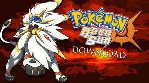 Pokemon Nova Sun 3DS Download (For Citra Emulator) - YouTube
