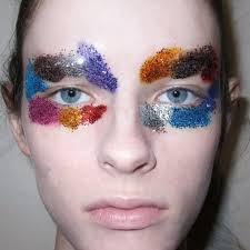 90s club kid eye makeup