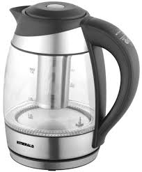 1 8l glass electric kettle w removable