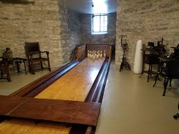 build a bowling lane in your bat