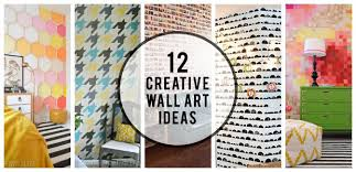 12 Creative Wall Art Ideas Creating A Statement Wall East Coast Creative