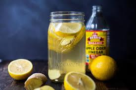 switchel apple cider vinegar water