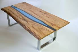 live edge slab furniture insteading