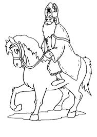 Sint Op Paard