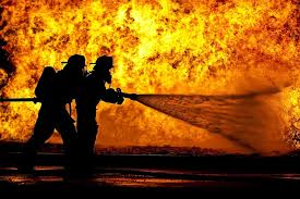 hd wallpaper two fireman ing water