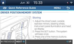 Hyundai Blue Link Launches Vehicle Safeguard Alerts In Vehicle App On Refreshed 2015 Azera Hyundai Newsroom
